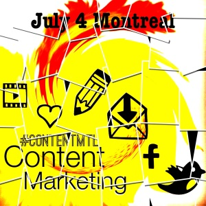 Content Marketing Workshop Montreal with Mark Schaefer