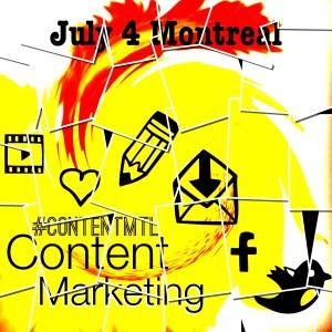 Content Marketing Workshop Montreal with Mark Schaefer